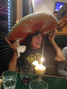 Mom's Birthday Dinner celebration!